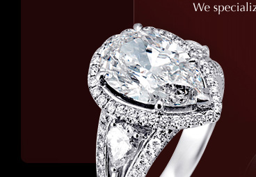 We specialize in Engagement rings, Rolex watches and other fine jewelery. For the best prices on the best jewelery... Thurston Jewelers